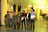 Tercer premio Comunicaciones